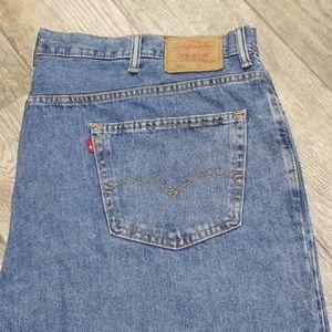 Levi's 48x30 straight leg jean
